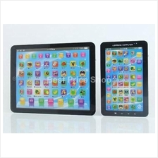 Educational Toy - Dual Language Learning Touch Pad - ipad Toy Laptop