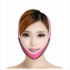 Intensive Face Slimming V-Face Wrap (Pink)