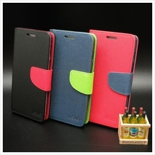 Asus Zenfone 4 4.5 5 6 Standable Mercury Fancy Diary Case Casing Pouch