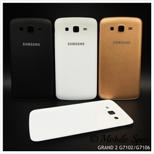 Samsung Galaxy Grand 2 G7106 Housing Battery Back Cover
