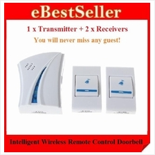 9510FD2 Intelligent Remote Control Wireless door bell (doorbell)