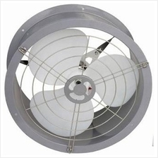 Omicron Industrial Ventilation Fan - 10W Solar Power