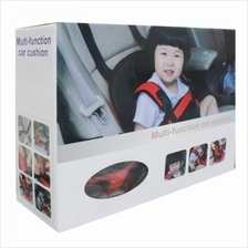Multi Function Kids Safety Travel Car Cushion Seat *Free Pos