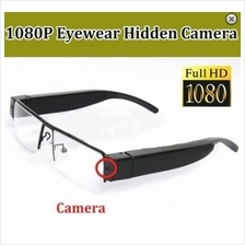 Spiderman Full HD 1080P Eye Glasses Camera DVR (WSG-07C)