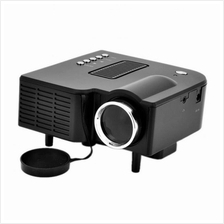 NEW Authentic Portable Mini LED Projector Video Audio VGA HDMI SD USB