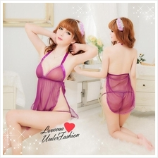[Deal] Lure Sexy Apron Lingerie Nightwear L1016 (2 Colours)