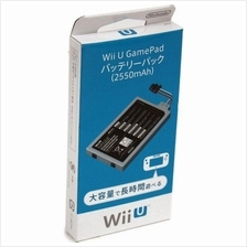 Nintendo Wii U GamePad Battery Pack 2550mAh  up to 6 hours