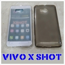 Vivo X Shot silicone TPU cover case not rubber