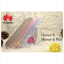Huawei Honor 6 / Honor 6 Plus TPU Back Cover Case Bag Screen Protector