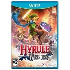Hyrule Warriors Wii U NTSC