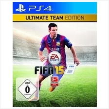 Fifa 15 Ultimate Edition PS4 or Xbox One or PS3