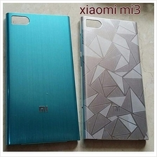 xiaomi mi3  mi 3 aluminium metal slim thin fashion case cover