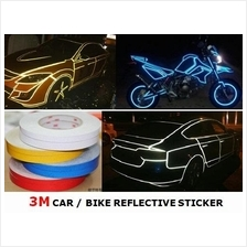 3M Safety Reflective Sticker Car and Motorbike 5 meter **FREE POSTAGE!