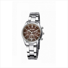 EYKI EET8581 Ladies Stainless Steel Watch Brown