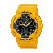 Casio G-Shock Yellow Edition GA-100A-9ADR