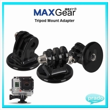 MAXGear Tripod Mount Adapter Action Camera GoPro XiaoMi Yi SJCAM