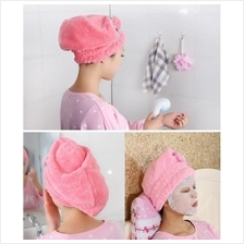 Ribbon Microfiber Hair Drying Wrap