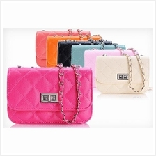 Quilted Handbag (6 Colours Available)