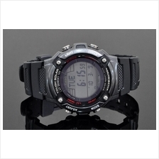 Casio Watch Solar Power Stopwatch W-S200H-1BVDF