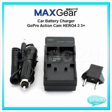 MAXGear Car Battery Charger Car for GoPro Action Sport DV Video Cam