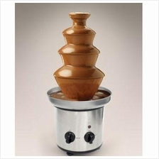 home 4 tier chocolate fountain