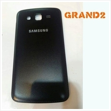 Samsung Galaxy Grand 2 G7102 leather Battery cover