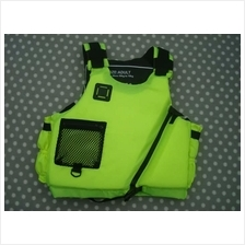 Water Sport/ surfing/Rafting/ fishing life jacket safety vest unisex