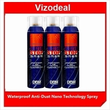 Waterproof Anti-Dust Nano Spray protect your shoe