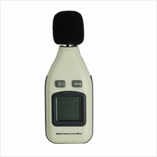 Digital Sound Level Noise Monitor Meter Tester 30-130dB