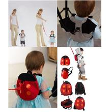 2 in 1 Child Safety Harness & Backpack