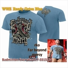 WWE WWF T Shirt  (Randy Orton Blue)