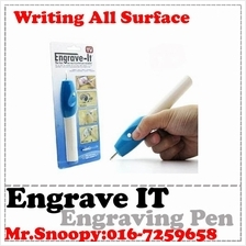 Engraver, Engraves most surfaces,pen kit, as seen on tv