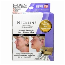Neckline Slimmer for Neck and Chin Just 2 minutes a Day *Free Poslaju