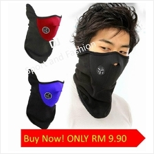 Wind Stopper & Neck Warm Face Mask For Bike Bicycle Motorcycle Outdoor