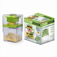 Chop Magic Food Slicer Chopper Processor *Free Pos