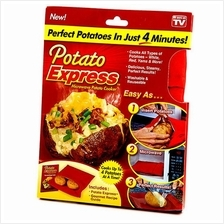 Potato Express Microwave Potato In Just 4 Minutes *Free Pos