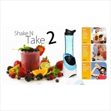 Shake N Take Mini Blender (New) - More Quality
