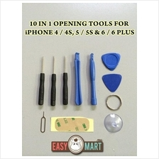10 in 1 Mini Apple Iphone 6 6S 6+ 5 5S 4 4S Opening Repair Tools Kit