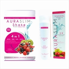 Aura Slim Shake + Icycool Package
