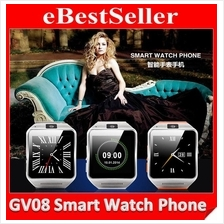 GV08 GV10 Sun Smart Watch Phone GSM SIM Camera Bluetooth Touch Screen