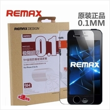 Iphone 4 4S 5 5S 6 PLUS Remax 9H 0.1mm 2.5D TEMPERED GLASS PROTECTOR