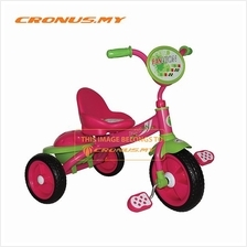 [CRONUS.MY] ASOGO KIDS FASHION TRIKE BIKE / TRICYCLE 3 COLOURS