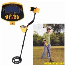 MD-3010II Metal Detector Gold Sniper Light Hunter Deep Sensitive Searc