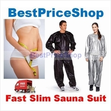 Fast Slim Toxin Free Sauna Fat Burn Sweat Suit Accelerate Weight Lost