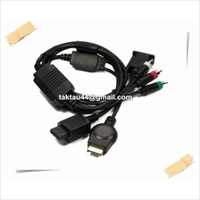 Wii / PS3 to VGA Converter Cable for Computer LCD LED monitor