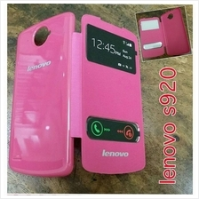 Lenovo S920 Flip battery book cover case window view