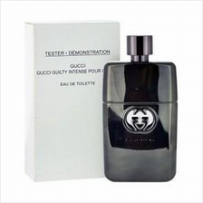 ORIGINAL Gucci Guilty Intense EDT 90ML Tester Perfume