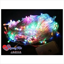 200 LED ICICLE COLOFUL LIGHT 3 METER FOR WEDDING CHRISTMAS DECORATION