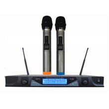 Professional UHF Wireless Microphone Karaoke The Vocal Artist KTV