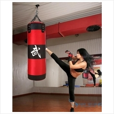 Punching Bag 120CM Kicking Bag 120CM Free Glove Free Socket Free Chain